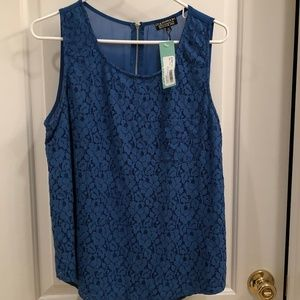 Papermoon Stitch Fix Jaylin Lace Blouse XL NWT